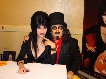 Elvira & Svengoolie