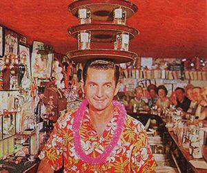 Tiki Oasis Bartender Battle