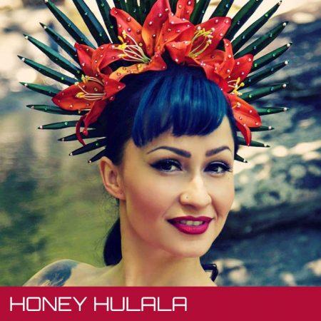 Honey Hula-la