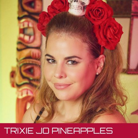 Trixie Jo Pineapples