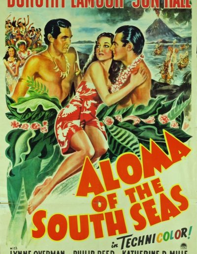 ALOMA OF THE SOUTH SEAS (1941)