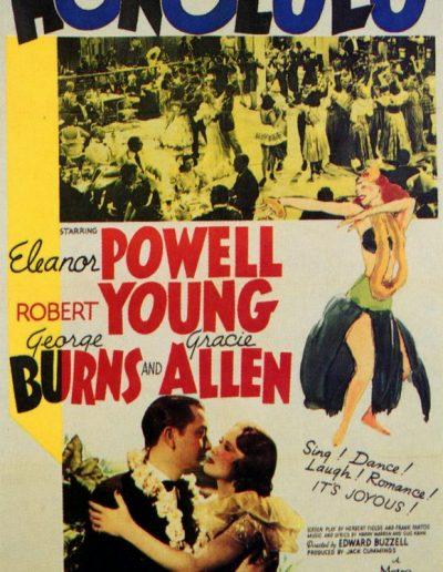 HONOLULU (1939)