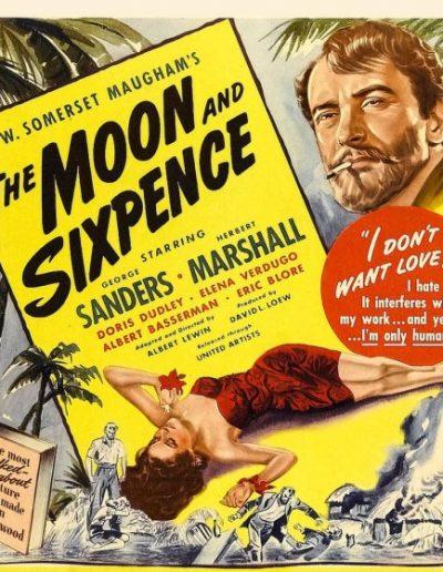 MOON AND SIXPENCE (1942)