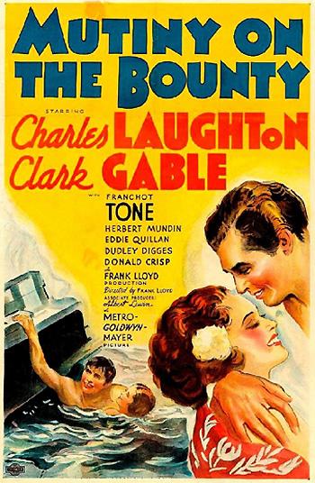 MUTINY ON THE BOUNTY (1935)