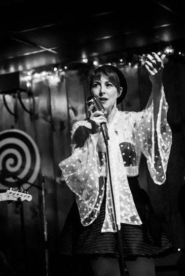 Maureen & The Mercury 5 a