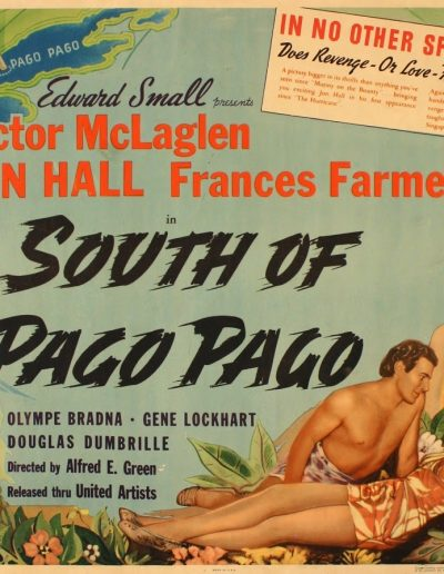 South of Pago Pago (1940)