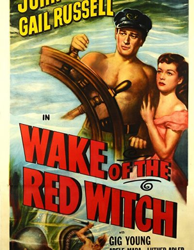WAKE OF THE RED WITCH (1948) REPUBLIC
