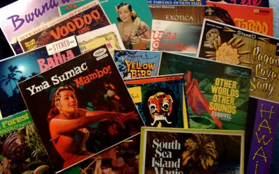 EXOTICA: How the Music of the South Pacific morphed with classical and jazz to become the sound of Tiki w/Brother Cleve