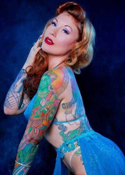 Tana-the-Tattooed-Lady