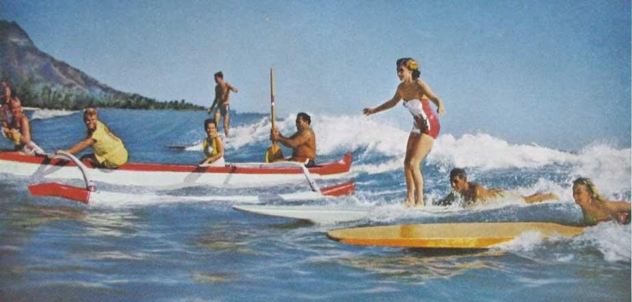 Modern Hawaii w/DeSoto Brown