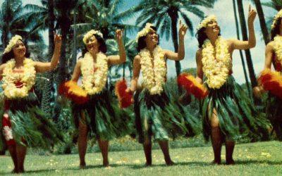 Learn to Hula Dance