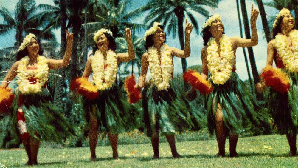 Learn to Hula Dance