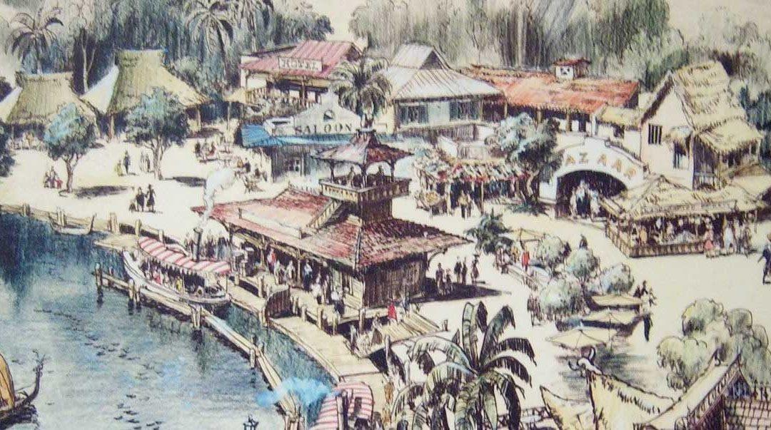 Skipper Stories: True Tales from Disneyland's Jungle Cruise w/David Marley