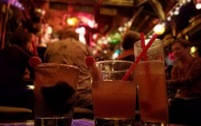 Professional Level Home Bar Techniques for Tikiphiles w/Kelly Merrell