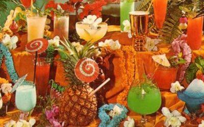 History of Tiki Cocktails w/Daniele Dalla Pola