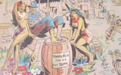The Art of Trader Vic's w/Eve Bergeron